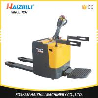 Wholesale Hot selling material handing tools 2500kg full electric automatic pallet truck from china suppliers