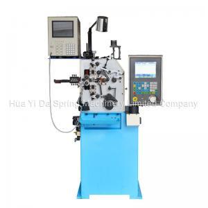 550pcs / Min High Speed Spring Coiling Machine Wire Diameter 0.15 - 0.80mm
