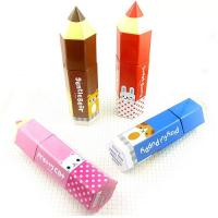 Wholesale Eco-Friendly Cool Pencil Cases For Kids In Pencil Shape from china suppliers