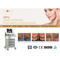 HIFU Beauty Equipment  Body and Face treatment Anti-age Wrinkle Removal  Facelift for sale