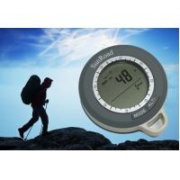 Wholesale Hiking compass with altimeter, barometer, climb rate, weather forecast SR108N from china suppliers