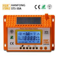 12V Solar Power Controller With Discharge Control , Solar PV Charge Controller for sale