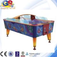 China 2014 coin operated air hockey game machine ,redemption tickets hockey game machines for sale