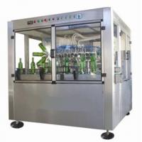 Wholesale SS 304 Beverage Bottling Equipment 4000BPH Pneumatic Electric Driven Type from china suppliers