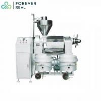 Sunflower Seed Cooking Oil Making Machine , Olive Oil Cold Press Machine Electric for sale