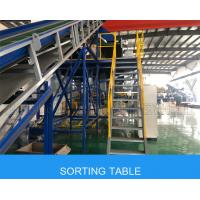 Wholesale Waste Plastic PET Bottle Recycling Machine Crushing Crusher Washing Drying Dewatering from china suppliers