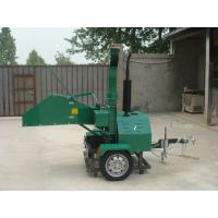 Wholesale Trailer Mounted Powerself  Woodchipper   W-22 from china suppliers