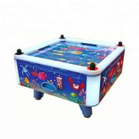 Wholesale Arcade Kids Game Machine 4 Person Air Hockey Table Electronic Sports from china suppliers