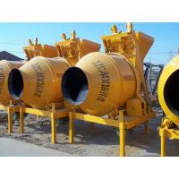 Buy cheap JZC 500 portable concrete mixer/trailer mounted concrete mixer from wholesalers
