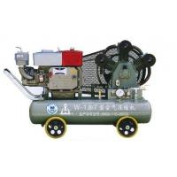 Buy cheap 1.8 m³ / min High Pressure 80 Gallon Air Compressor , 11kw S1100 Piston Air from wholesalers