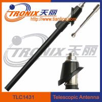 Wholesale 4 sections mast car telescopic antenna/ am fm radio car antenna TLC1431 from china suppliers