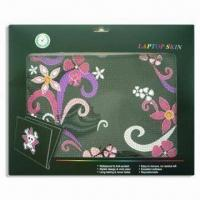 Buy cheap Laptop Skin, Measures 12.2 x 8.3cm, Available in 14-design, Non-stick Dirt from wholesalers