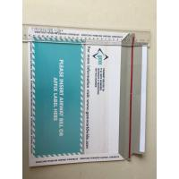 Wholesale Cardboard Backed Envelopes High Precise Printing With Easy Tearing Tape from china suppliers