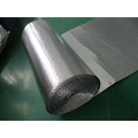 Wholesale Big factory aluminum foil laminated bubble flooring rolls laminated aluminum foil bubble insulation from china suppliers