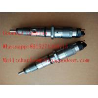 Dongfeng  isle diesel engine fuel injector 4940640/0445120121 for sale