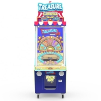 Buy cheap Coin Operated Amusement Arcade Lottery Ticket Game Machine from wholesalers