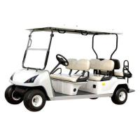 China 4+2 seater golf car on sale