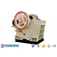 China Electric Power Stone Crushing Equipment Jaw Crusher 100 - 200t/H Capacity on sale