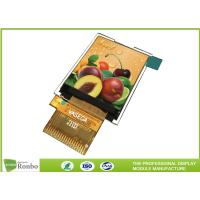 Wholesale Durable TFT Small LCD Screen , 128*160 MCU 8 Bit Lcd Display 20 Pin Interface from china suppliers