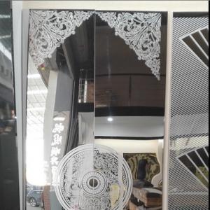 China Saudi Arabia Jeddah Riyadh market elevator stainless steel decorative sheet from China manufacturer on sale