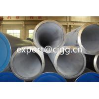 Best ASTM SA335 Hot Rolled Seamless Steel Pipe Cr5Mo Heat Resistant Tubing wholesale