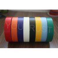 Wholesale High Temperature PVC Warning Tape Aggressive Natural Rubber Material from china suppliers