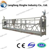 Wholesale Construction swing stage equipment ZLP1000 from china suppliers