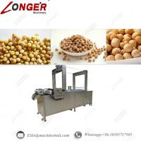 Wholesale Chickpeas Continuous Frying Machine|Industrial Chickpeas Fryer Machine|Automatic Chickpeas Frying Machine|Fryer Machine from china suppliers