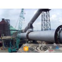 China Customized Cement Manufacturing Plant Rotary Kiln Furnace Energy Saving for sale