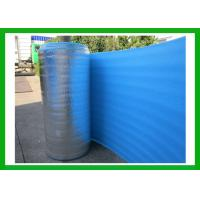 Aluminium XPE Foam Foil Insulation , Wrap heat resistant insulation materials pipeline