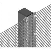 Wholesale Powder Coated Welded Mesh Fence Anti Climb Welded Wire Fence Panels from china suppliers