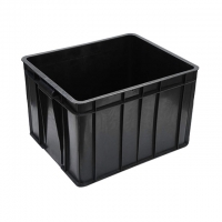Wholesale Black Conductive Glossy Lamination ESD Packing Box For Electronics from china suppliers