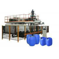 Wholesale 30L Plastic Jerry Can Extrusion Automatic Blow Moulding Machine 6 * 3.5 * 3m Size from china suppliers