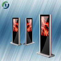 Special model Floor Standing Digital Signage , free Stand LCD Ad Display