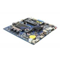 Best Intel H110 Chipset 6 COM Ports Industrial Mini ITX Motherboard , LGA1151 micro itx motherboard wholesale