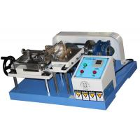 Wholesale JIS-K 6328/6404.6 Leather Testing Equipment , Crumpling Resistance Test Machine from china suppliers