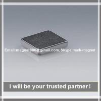 Bar grade n52 neodymium magnets ISO9001 ISO14001 strong permanent magnets for sale