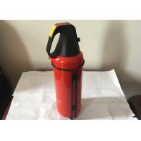 China Plastic Cap 1 - 2 kg Dry Powder Fire Extinguisher For Schools / Shopping Mall on sale