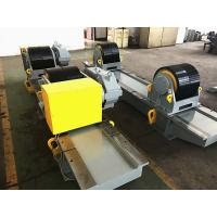 Wholesale Conventional Vessels / Pipe Welding Rotator PU Wheels,Tank Welding Roller Stands from china suppliers