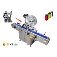 China 20 - 120mm Thickness Auto Label Applicator Equipment For Regular Containers on sale