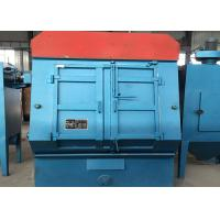 Crawler Tumblast Shot Blasting Machine for Die Cast Workpieces