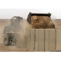 Wholesale Heavy Duty Military Hesco Barriers / Hesco Blast Wall Barrier For Army from china suppliers