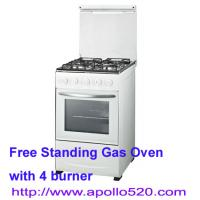 Wholesale Free Standing Cooking Gas 4 Burners And Oven from china suppliers