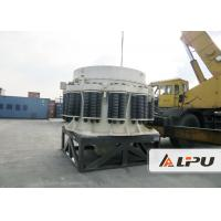 China Capacity 50 - 90 t/h Mine Crushing Equipment Spring Cone Crusher For Mining Metallurgy on sale