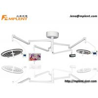 China ZW-700/500DC II Medical Ceiling Type LED Operating Room Light with External for sale