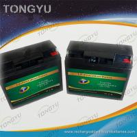Wholesale Lithium 17ah 20hr 12V LiFePO4 Battery Rechargeable Lead Acid Battery For Solar Radars from china suppliers