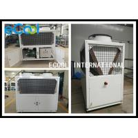 High Performance Freezer Condensing Unit With Oil Separating System for sale