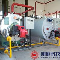 China 1T,2T,4T Oil And Gas Fired Boilers Residential Horizontal WNS Steam Output for sale