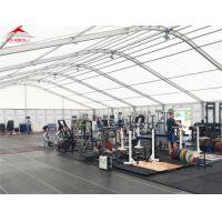 China Commercial Outdoor Trade Show Tents Easy To Assemble And Disassemble on sale
