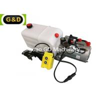 Wholesale Small Single Acting Made in China Hydraulic Power Unit Used for Dump Truck from china suppliers